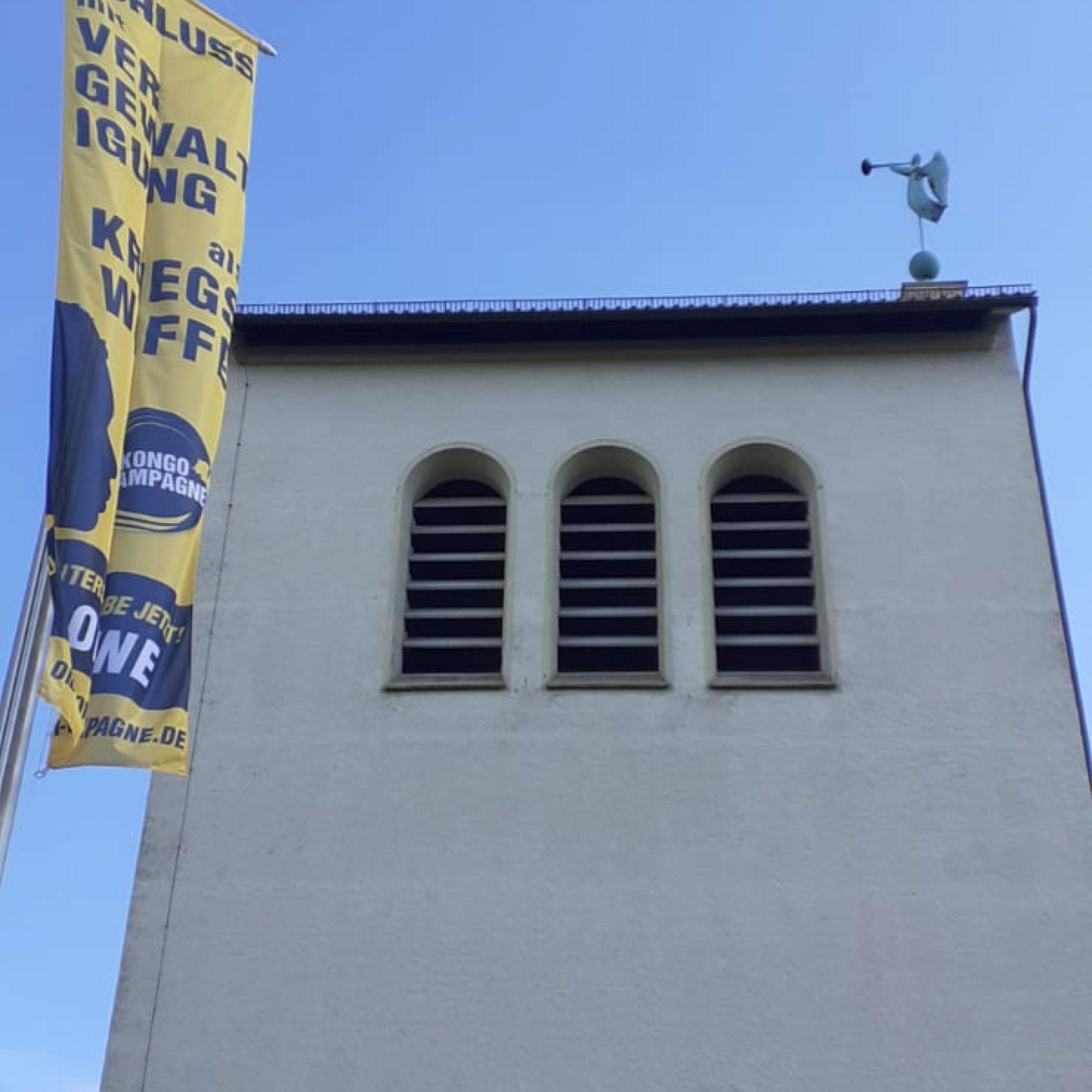 Fellbacher Kirchen für die Kongo-Kampagne